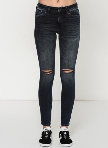 Mavi Jean Pantolon | Alissa - Super Skinny Siyah